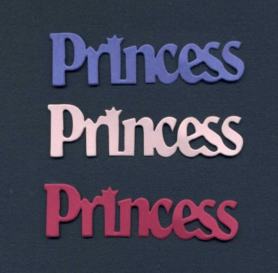 Princess Word x 8